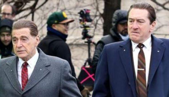El irlandés, de Martin Scorsese, llegará a los cines en noviembre