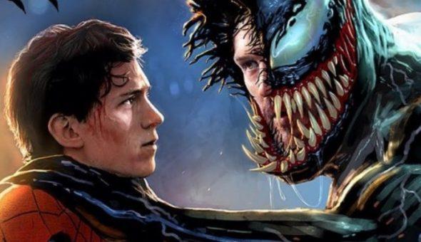 Tom Holland Venom