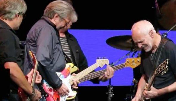Eric Clapton Peter Frampton