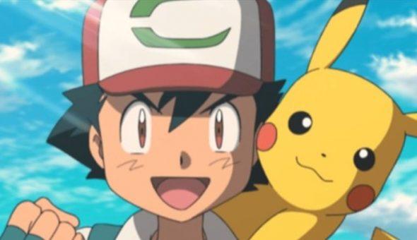 ¡Ash Ketchum gana por primera vez la Liga Pokémon!
