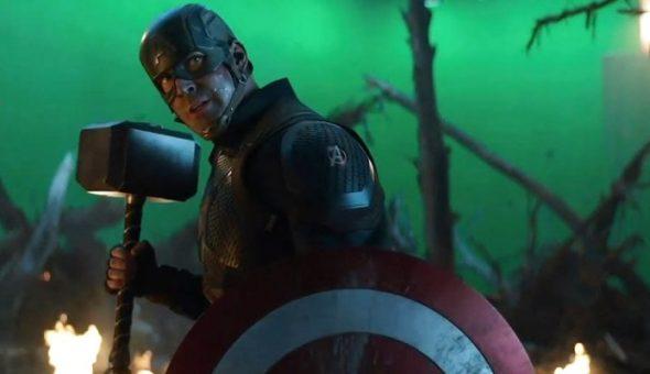 Avengers efectos