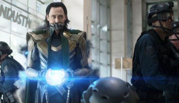 Avengers Endgame Loki