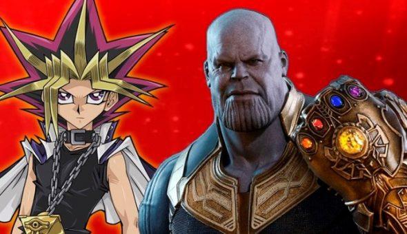 Thanos Yu-Gi-Oh Avengers