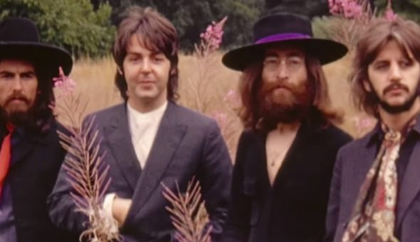 Beatles 1969 Abbey Road