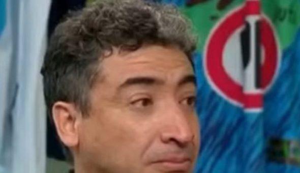 La broma de Eduardo Fuentes que casi hizo llorar a Rodrigo González