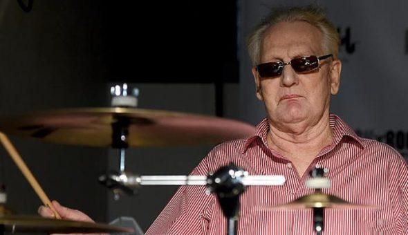 El ex baterista Cream, Ginger Baker fue hospitalizado en estado grave