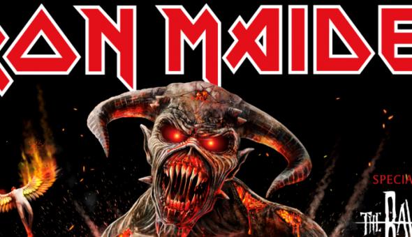 Iron Maiden Chile