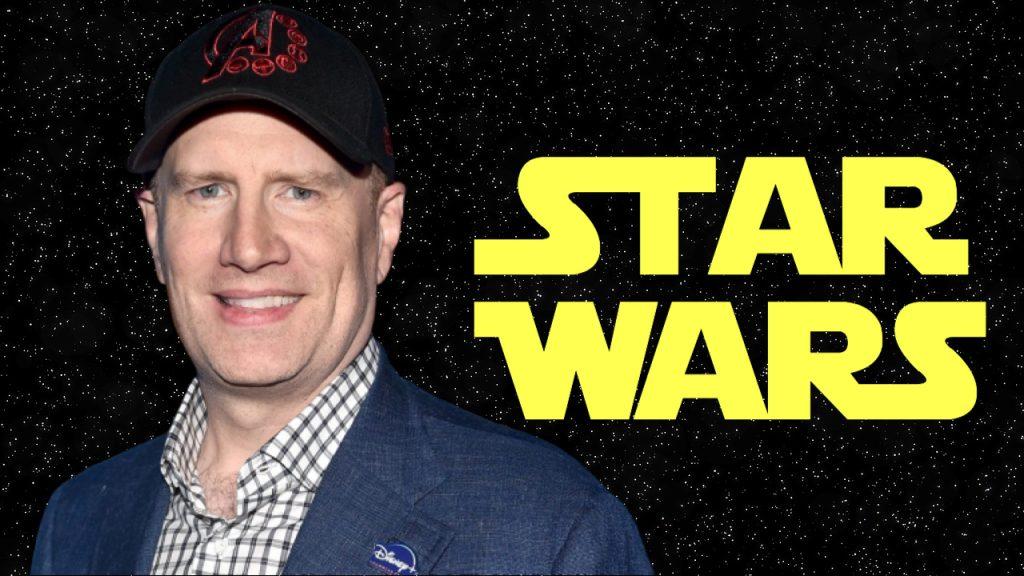 Kevin Feige, presidente de Marvel, prepara una película de Star Wars