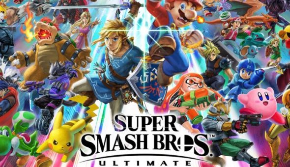 Personaje de The King of Fighters será parte de Super Smash