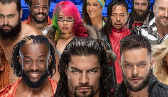 WWE Live Movistar Arena
