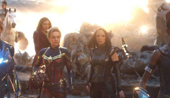 Brie Larson Avengers