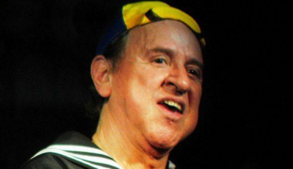 Carlos Villagrán Roberto Gómez Bolaños