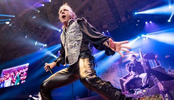 Iron Maiden Movistar Arena