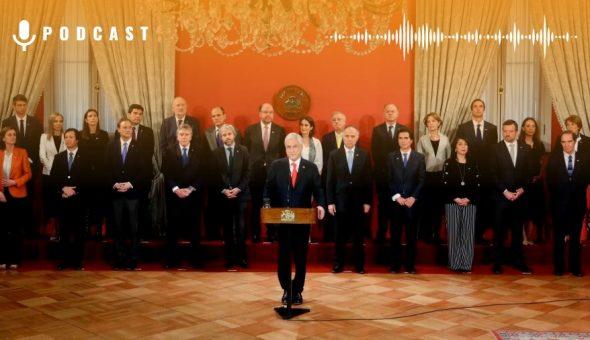 Piñera gobierno ministros