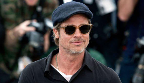 Brad Pitt drogas