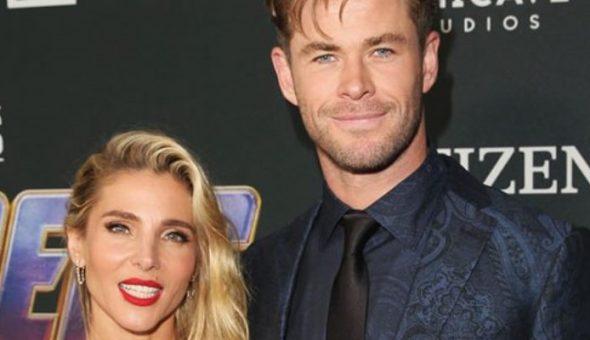 Elsa Pataky, y la divertida condición para su marido, Chris Hemsworth si quiere volver a ser Thor