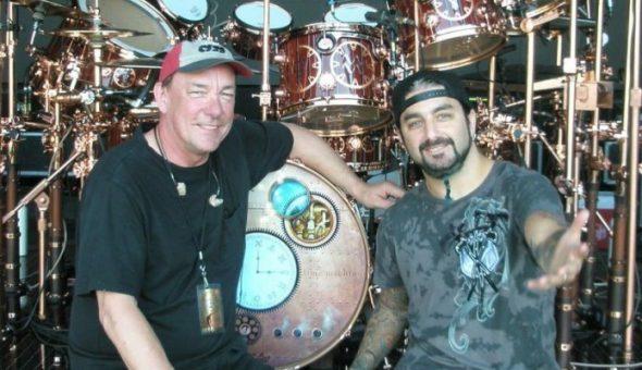 Neil Peart - Mike Portnoy