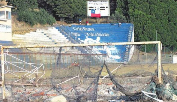 27-f fútbol chileno
