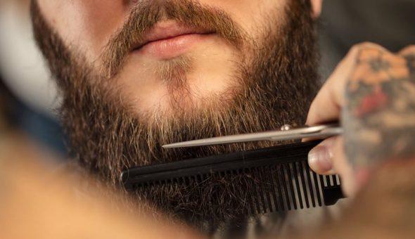 Expertos recomiendan afeitarse para disminuir posibilidad de contagio por coronavirus