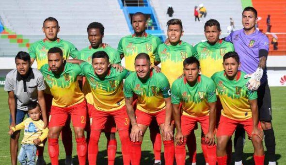 chileno la roja Bolivia