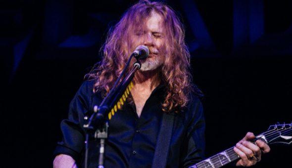 Dave Mustaine cáncer
