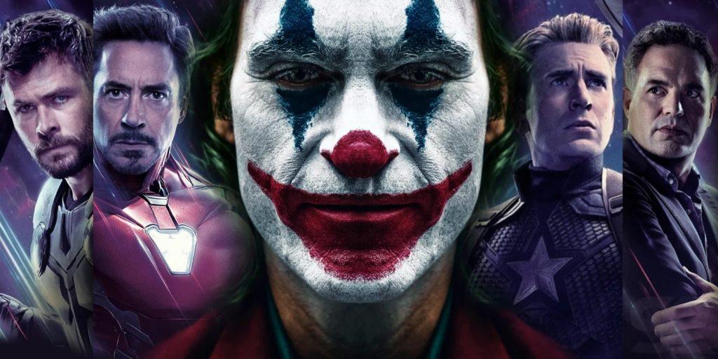 Joker Avengers