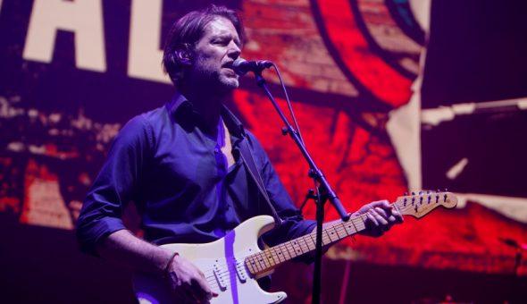 Ed O'Brien, integrante de Radiohead, asegura que tiene síntomas de coronavirus