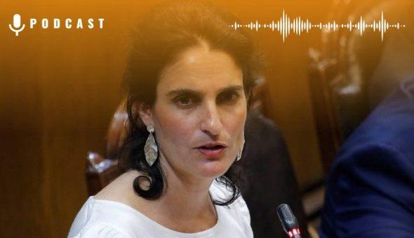 María José Zaldívar teletrabajo