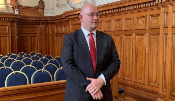 Rodrigo Pica Tribunal Constitucional