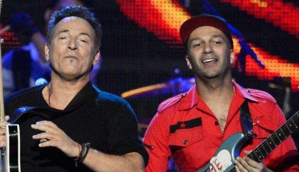 Tom Morello Springsteen