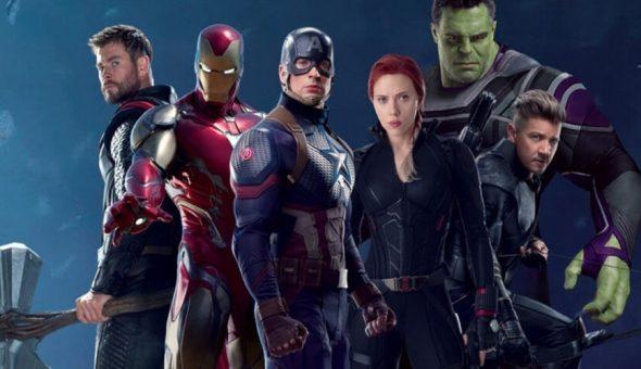 Avengers Endgame gema