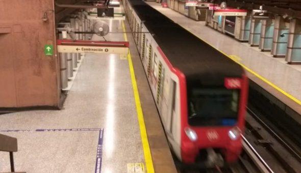 Metro Baquedano