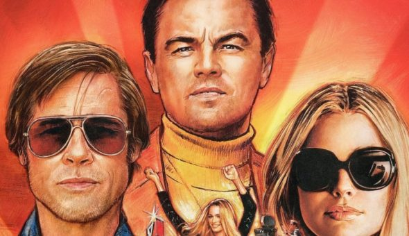 Once Upon A Time In Hollywood HBO