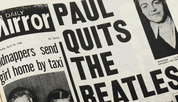 Paul McCartney Beatles