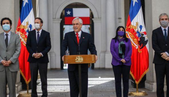 Piñera dieta parlamentaria