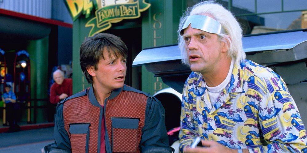 La escena de 'Volver al futuro II' que Netflix censuró