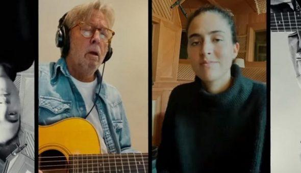 Eric Clapton Maro