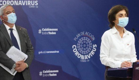 coronavirus minsal