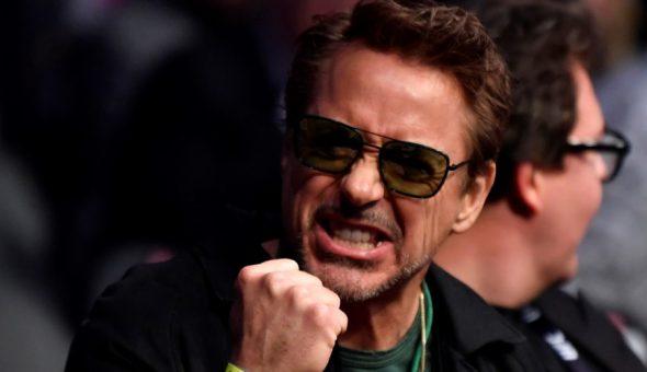 Robert Downey Jr Marvel Netflix DC Comics
