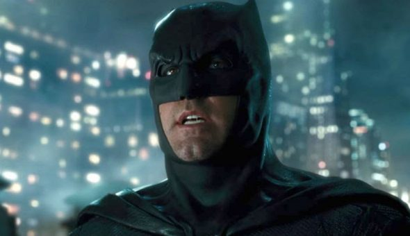 ben affleck batman solitario