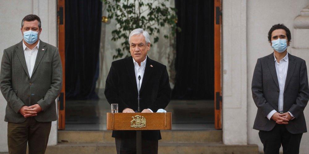 Piñera emergencia