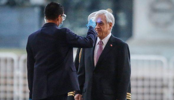 Piñera coronavirus