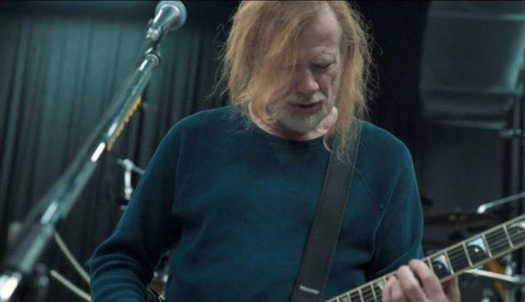 Dave Mustaine marihuana
