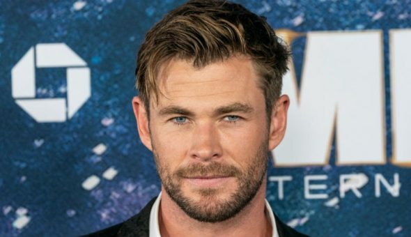 Chris Hemsworth madre