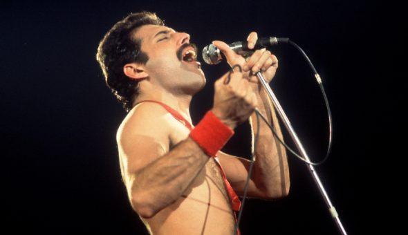 Freddie Mercury bigote
