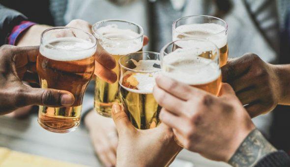 cerveza Francia cuarentena