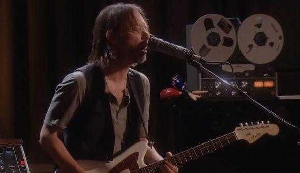 Radiohead Basement