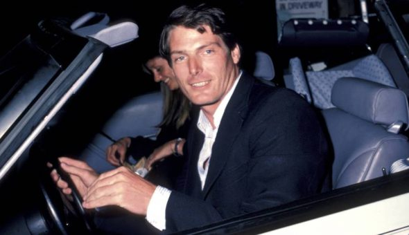 Christopher Reeve Superman accidente