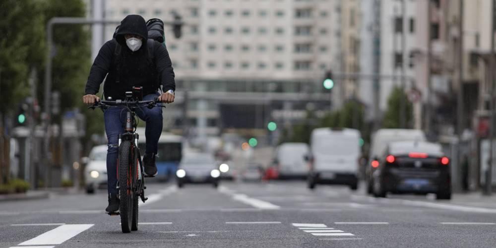 trabajo bici