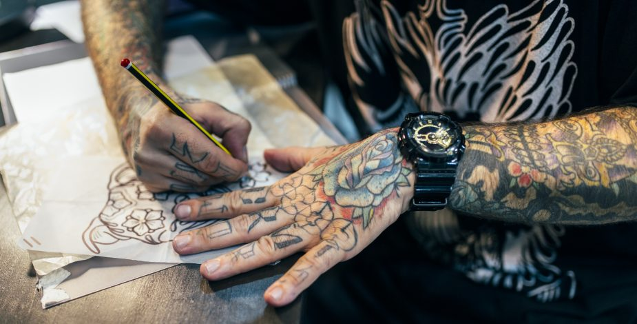 Conmovedor Tatuaje Se Hizo Arquero Colombiano Tras La Muerte De Su Esposa